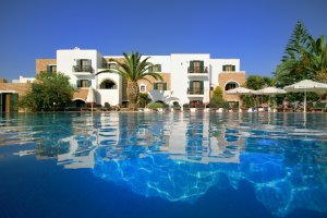Galaxy Hotel in Naxos Island