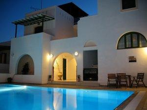 Aegeon Hotel in Naxos Island