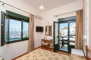 Double Room with Port View