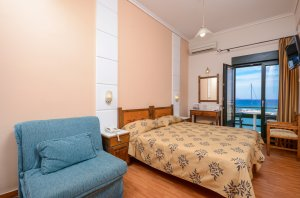 Twin Room with sofa bed, Port View