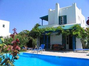 Villa Delona in Naxos Island