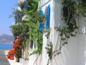 Galini Hotel in Naxos Island Greece