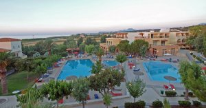 Maravel Hotel in Crete - Rethymno Greece