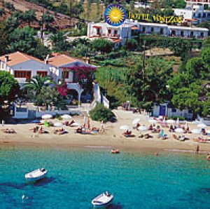 Vontzos Hotel in Skiathos Greece