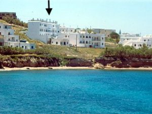 Stratos Studios & Apartments in Paros Greece